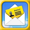 e-mail名刺作成 - Mail Footer for Business
