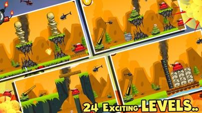 Tank Wars Shooting game screenshot two