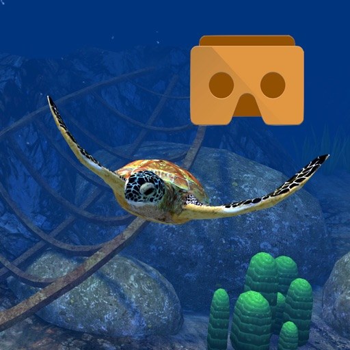 VR Ocean Aquarium Google Cardboard Edition