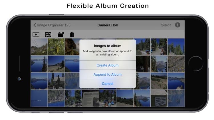 Image Organizer 123 – Photo Manager & Album Share screenshot-4