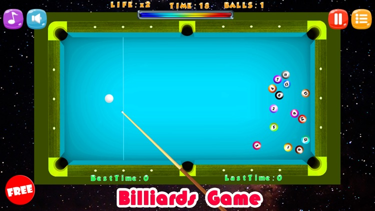 Billiards And Snooker Pro screenshot-3