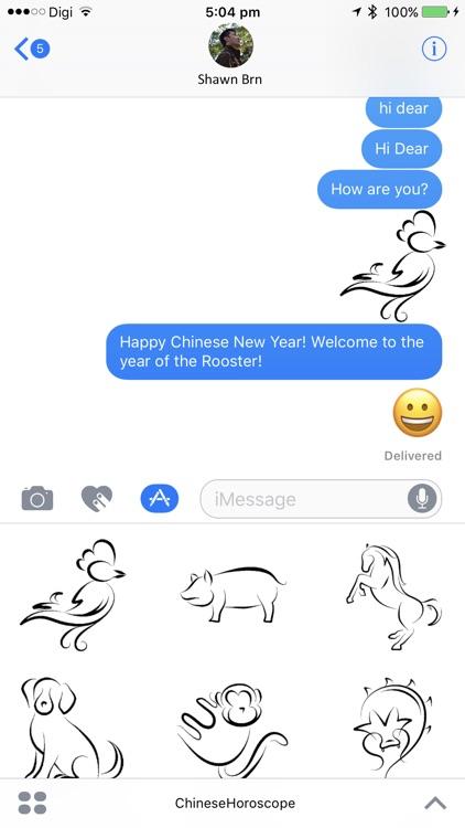CNY Zodiac