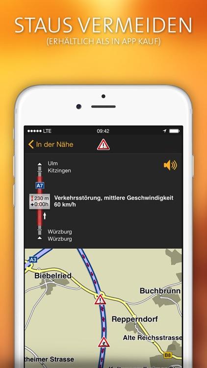 NAVIGON select Telekom Edition screenshot-3