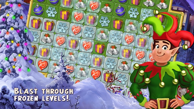 Christmas Mansion 3