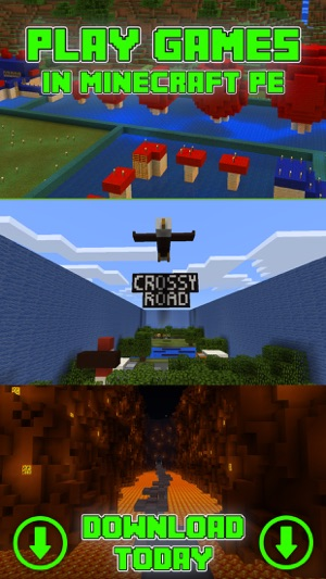 Mini Games For Minecraft PE Minecraft Games On The App Store - Minecraft minispiele
