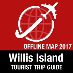 Willis Island Tourist Guide + Offline Map