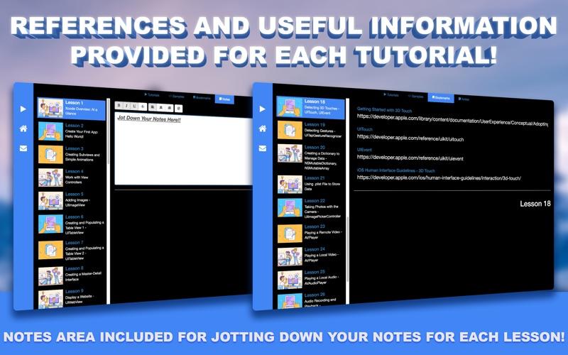 Code School For Xcode Pro review screenshots