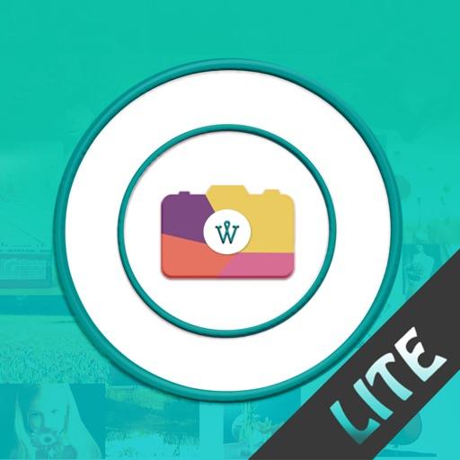 eZy Watermark lite - 写真透かしのApp