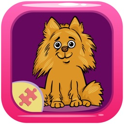 Puppy Dog jigsaw puzzles games