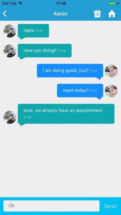 Intime Meet- Date & Chat screenshot two
