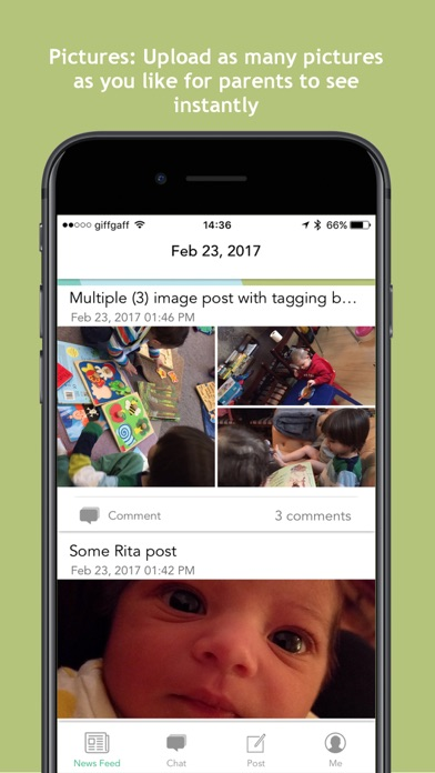 Childminder - stay connected! screenshot three