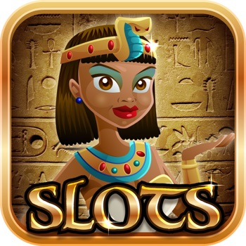 Slots 777 - Cleopatra's Luxor Egypt Slot Machines