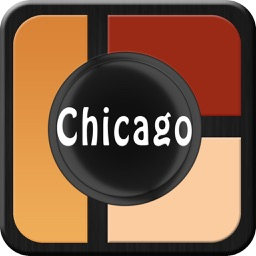Chicago Offline Map City Guide