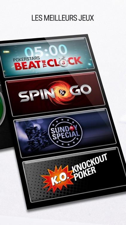 PokerStars: Poker en Ligne screenshot-4