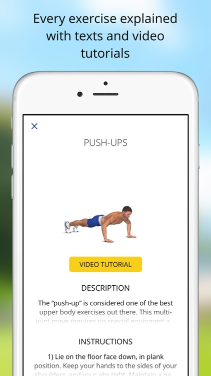P4P 7 Minute Workout – Daily Fast Fat Burn Routine screenshot-3