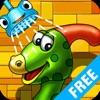 ダイノバス&ドレスアップ FREE - iPhoneアプリ
