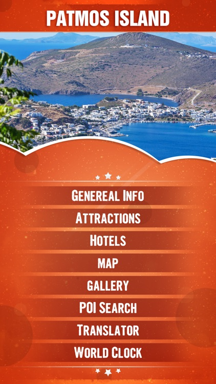 Patmos Island Travel Guide screenshot-1