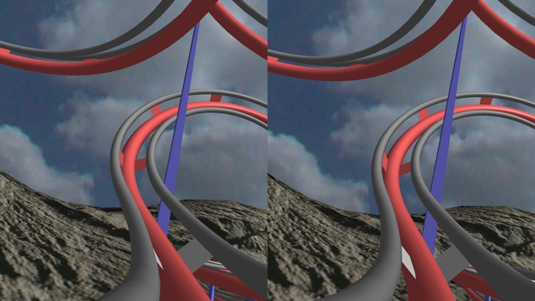 Coaster! VR Stereograph. screenshot-0