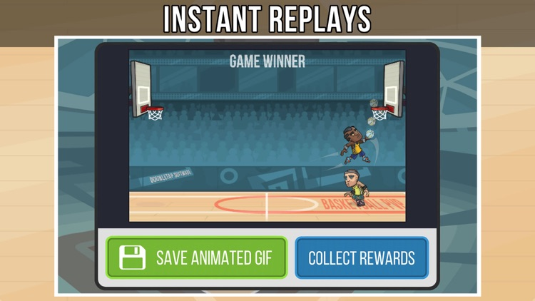 Basketball PVP screenshot-4