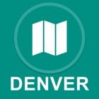 Denver, CO : Offline Navigation GPS icon