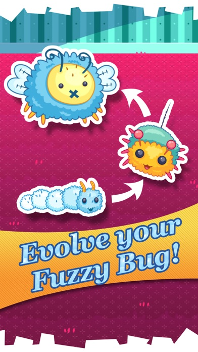 Fuzzy Bug World screenshot two