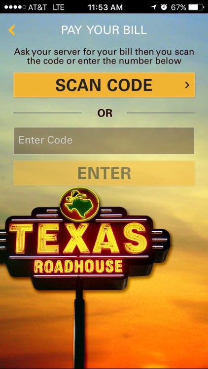 Texas Roadhouse Mobile screenshot-4