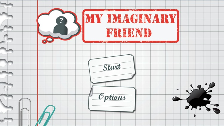 My Imaginary Friend (Magic mental trick)