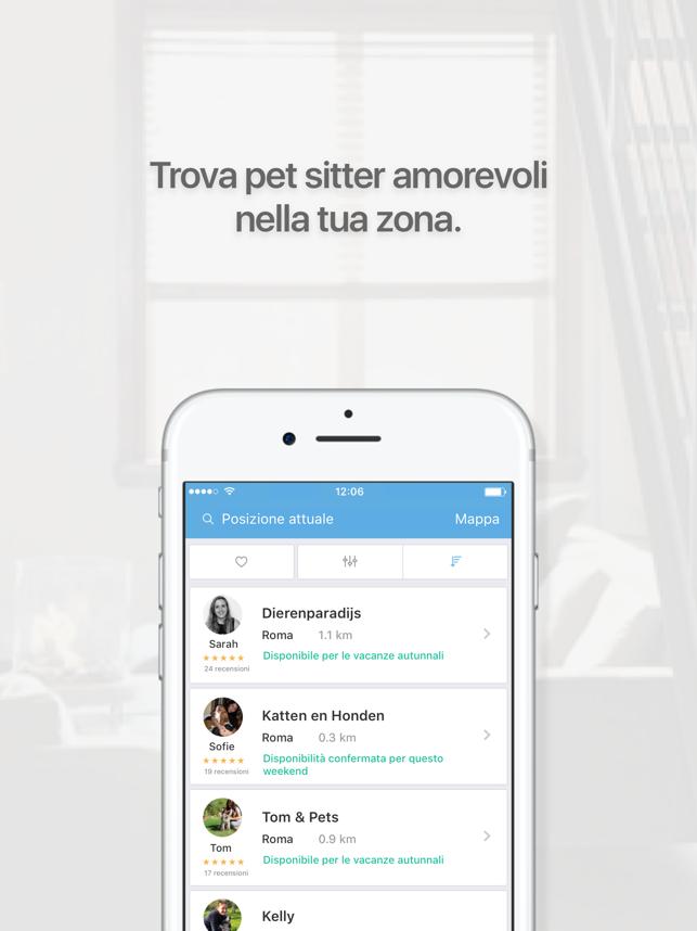 Pawshake - Pet Sitting Screenshot