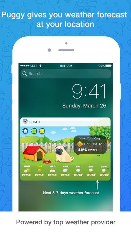 Puggy - Pug widget & emoji screenshot-3