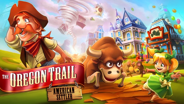 The Oregon Trail: American Settler on the App Store