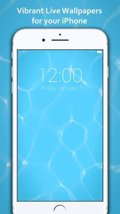 Live Wallpapers Pro: Lock screen themes for iPhone