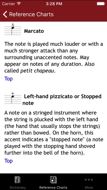 MusicTools Music Dictionary screenshot-4