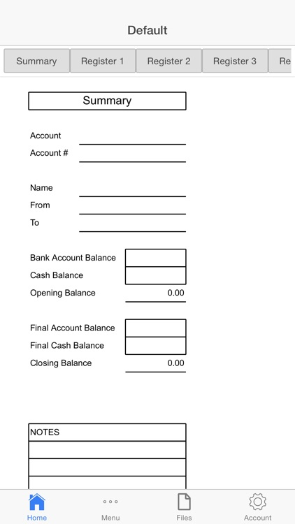 Bank Balance screenshot-3
