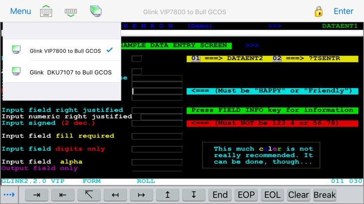 Glink Lite screenshot-0