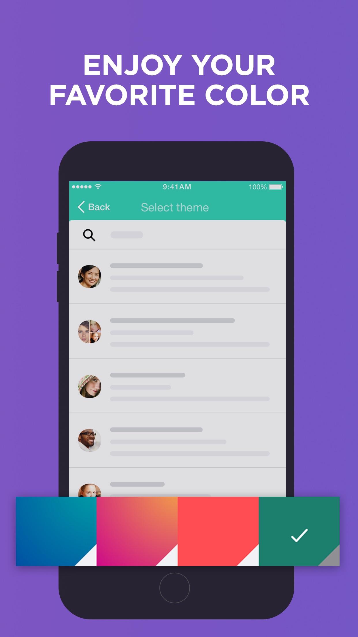 Yahoo Mail Screenshot