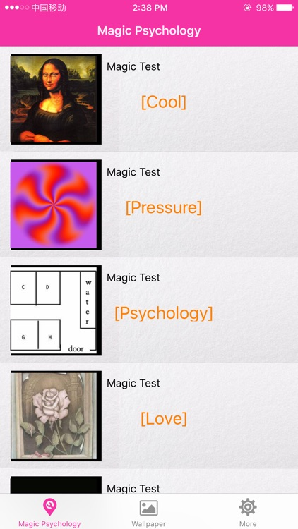 Psychology - Funny&fascinating Magic Brain Psycho screenshot-3