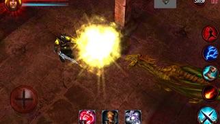 Dungeon and Demons Offline RPGCaptura de pantalla de2