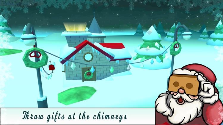 Santa's Magic Sleigh VR