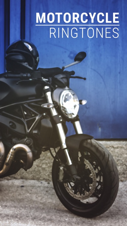 Motorcycle Ringtones. Speed Up & Drift Sounds Free