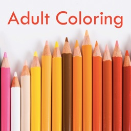 Adult Coloring Book - Anti Stress Therapy Pages