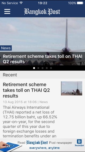 Bangkok Post on the App Store