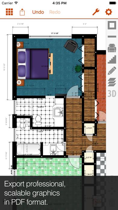 Floorplans Pro review screenshots