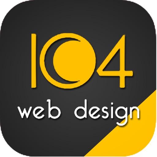 網頁設計行銷 104網站規劃