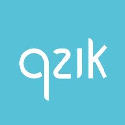 Qzik - Let friends mix the party