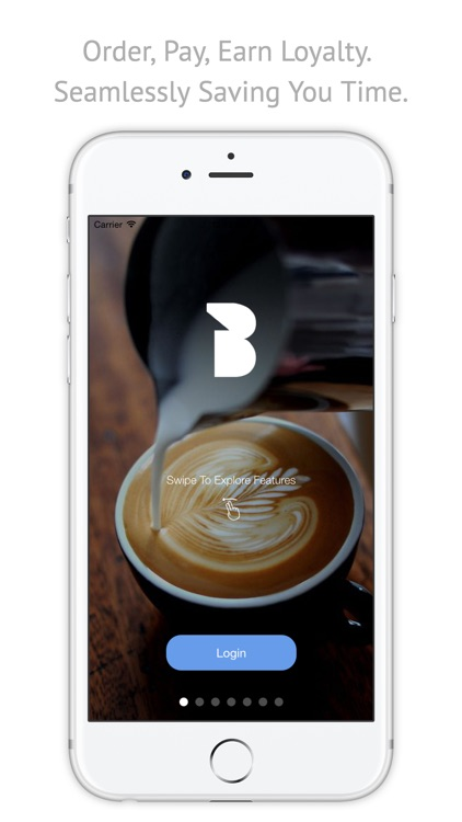 BeansUp Coffee App