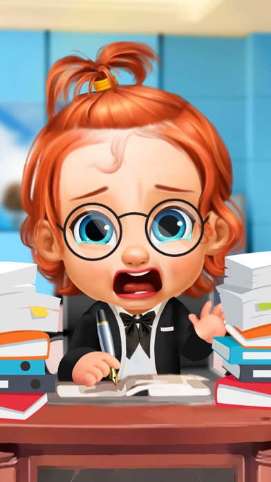 Baby Boss - Dream Job Face Changer Salon Game