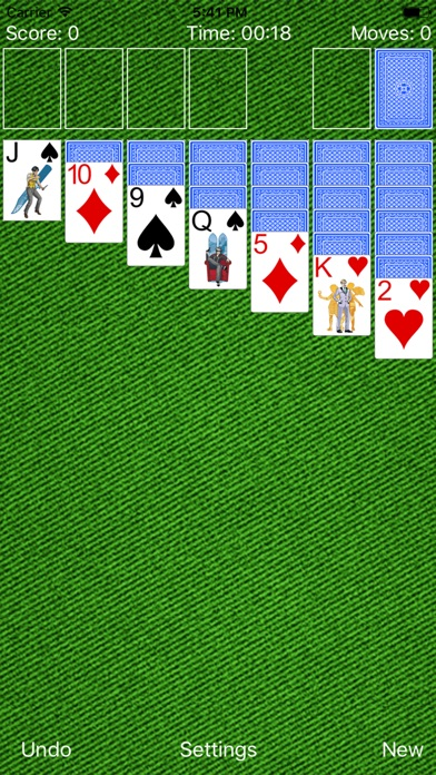 ⋆Solitaire·-3