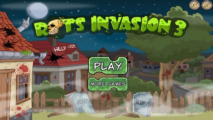 Rats Invasion 3 - Physics Puzzle Game