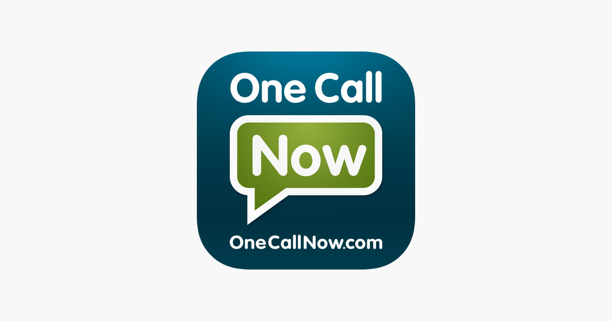 One Call Now Mobile on the App Store