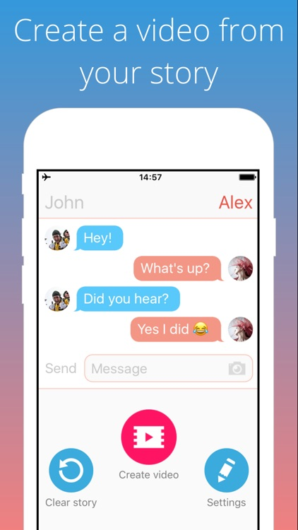 TextingStory Chat Story Maker